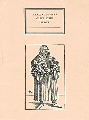 Meer-korige kerkmuziek uit Luthers tijd