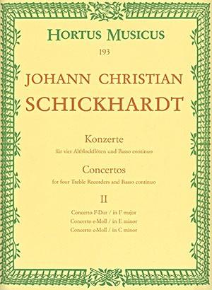 Schickhardt concerto V