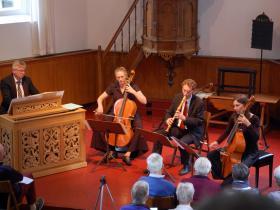 1. Barokconcert Witte Kerk Hemrik 8 okt 2017